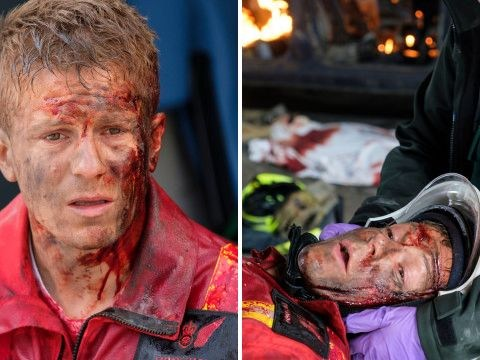 7 Casualty spoilers: Terror attack rips through Holby – and Ethan and Rash are in the thick of it