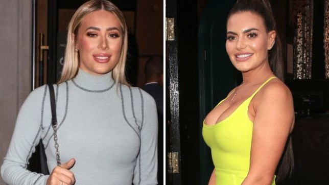 Megan Barton Hanson and Demi Sims Celebs Go Dating