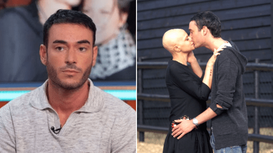 Jack Tweed and his late wife Jade Goody
