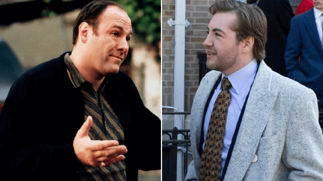 James Gandolfini's lookalike son Michael