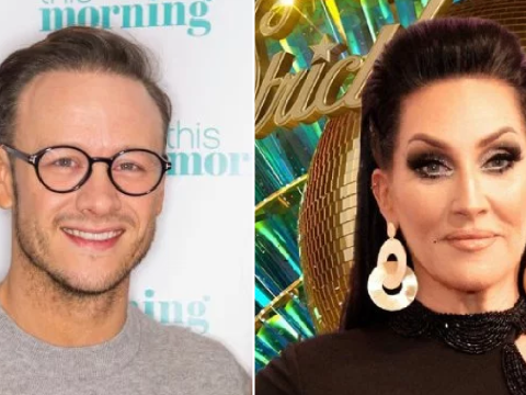Strictly Come Dancing's Kevin Clifton 'drops hints' he wants to partner with Michelle Visage