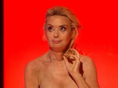 Lauren Harries is fuming after she's rejected on Naked Attraction: 'You're never getting my backside now'