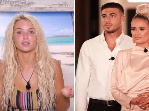 Love Island's Lucie Donlan clears up Tommy Fury and Molly-Mae Hague love triangle rumours