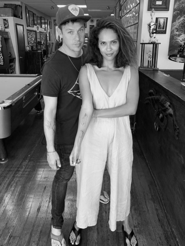 Lucifer's Lesley-Ann Brandt and Kevin Alejandro get matching tattoos ahead of season 5