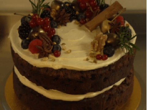 Bake Off 2019: How to make a fruit cake like one in first signature challenge