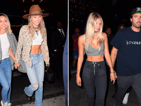Miley Cyrus, Brody Jenner and Kaitlynn Carter party at same nightclub amid messy love drama