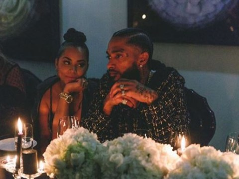 Nipsey Hussle remembered on his birthday by Lauren London as 'her beloved king'