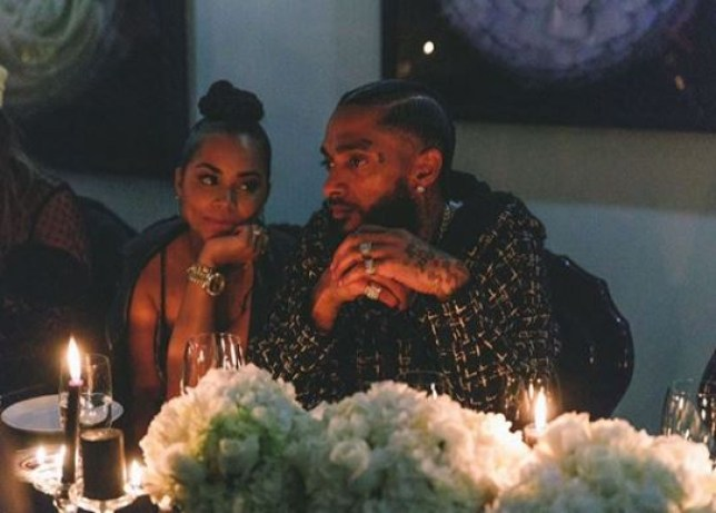 Nipsey Hussle Lauren London