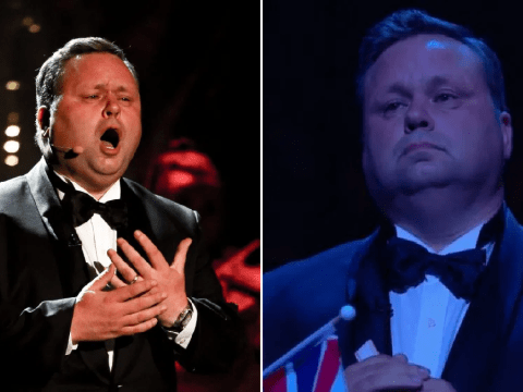 Britain's Got Talent: The Champions' Paul Potts visibly gutted as he fails to make top three