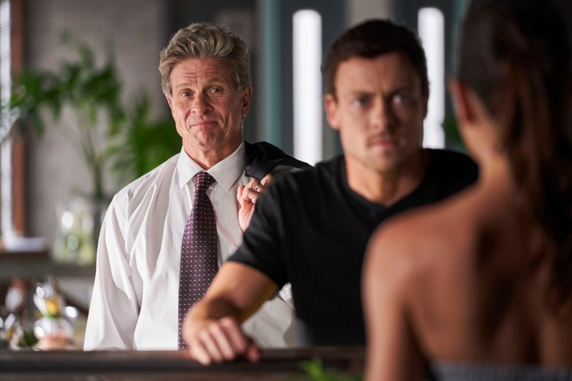 Mackenzie inadvertently brings Rick closer to Dean in Home and Away