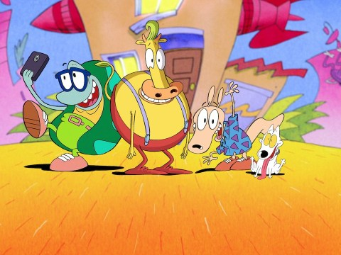 Rocko's Modern Life reboot Static Cling will feature a trans storyline about Rachel Bighead