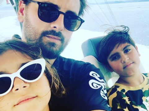 Scott Disick is building his kids a playhouse that costs a fortune