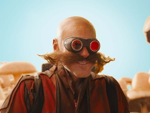 Jim Carrey responds to Sonic The Hedgehog movie backlash over character design