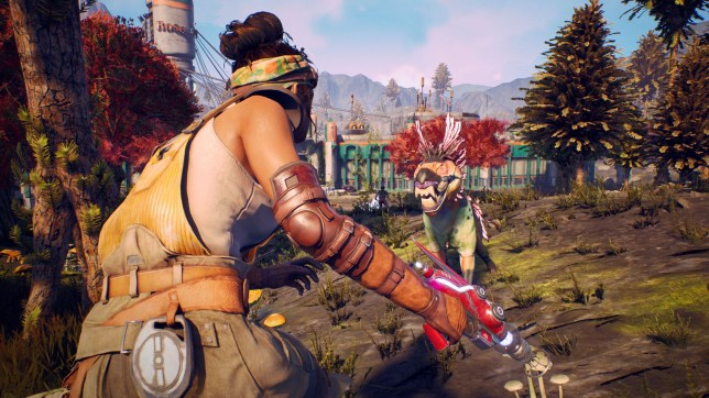 The Outer Worlds hands-on preview – Firefly meets Fallout | Metro News