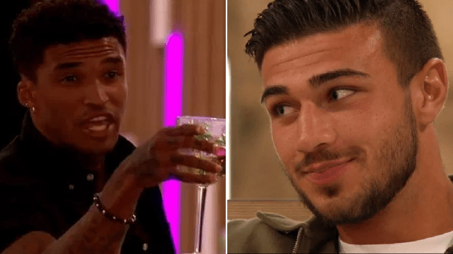 Love Island's Michael Griffiths slams living with 'filthy' Tommy Fury: 'He doesn't know how to clean up after himself'