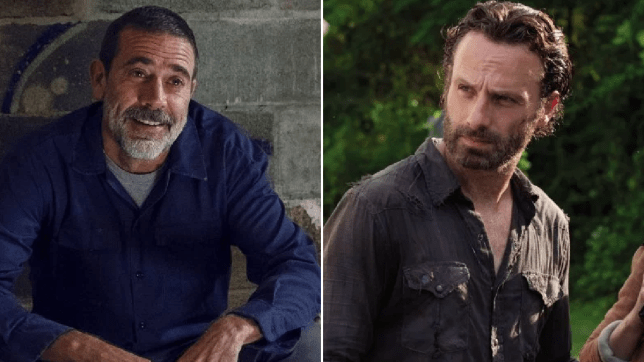 The Walking Dead deleted scene explains why Rick Grimes didn't kill Negan