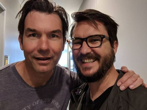 Wil Wheaton shares epic Stand By Me reunion with Jerry O'Connell from behind-the-scenes of The Big Bang Theory