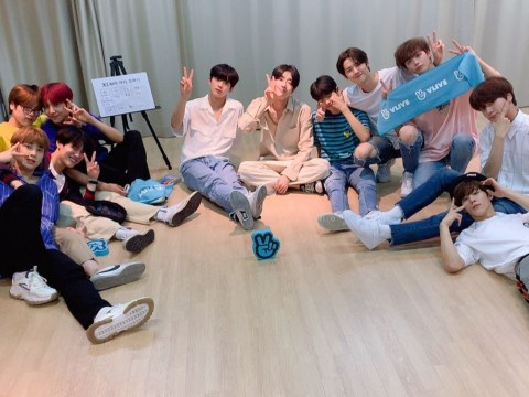 Produce X 101 boyband X1 reveal official fanclub name ONE IT – but what does it mean?