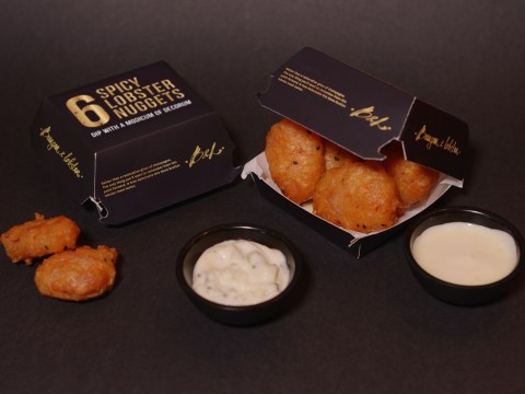 Burger & Lobster launches spicy lobster nuggets