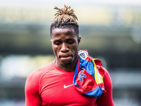 Wilfried Zaha 'likes' Instagram post confirming Nicolas Pepe's move to Arsenal