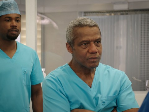 Holby City review with spoilers: Does Ric have dementia?