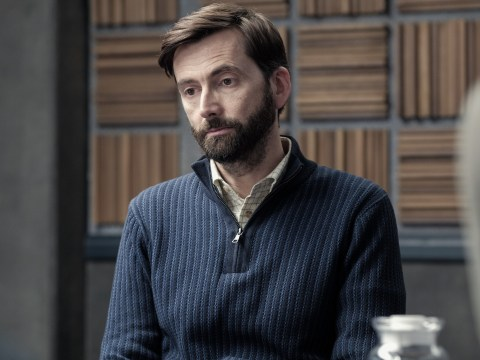First glimpse of David Tennant in new Netflix show Criminal as trailer finally arrives