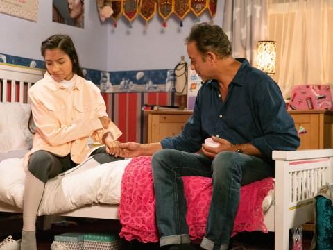 Coronation Street spoilers: Dev Alahan discovers Asha's secret tonight