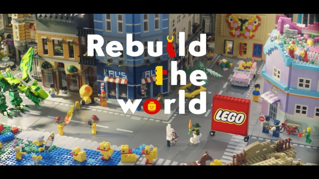 Playing with Lego could provide good job security