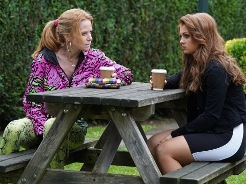 Why is Bianca Jackson back in EastEnders and how long is Patsy Palmer staying around for?