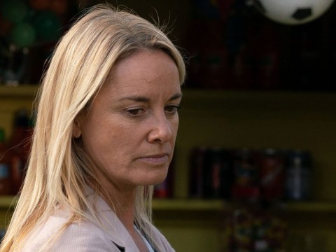 When is Mel Owen leaving EastEnders as Tamzin Outhwaite films finale scenes?