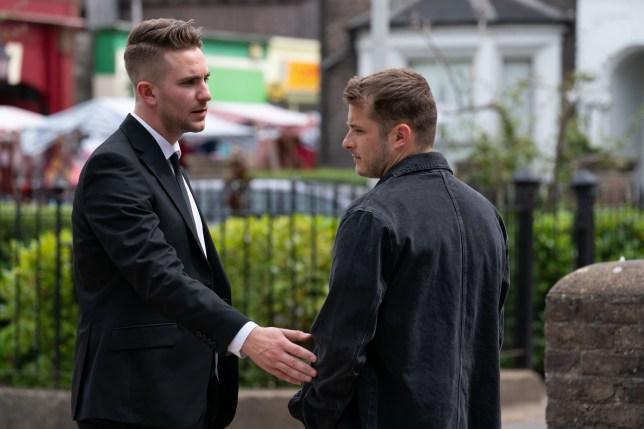 Ben and Callum grow close in EastEnders