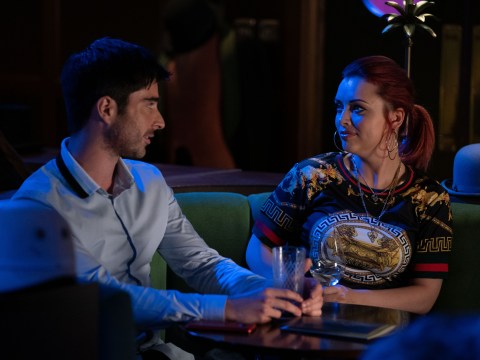 Who is Whitney's new boyfriend on EastEnders?