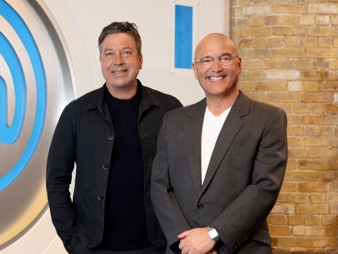 Who are the judges in Celebrity MasterChef 2019?