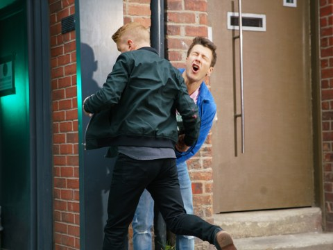 Coronation Street spoilers: Gary Windass brutally attacks Ryan Connor tonight