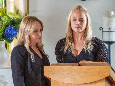 Emmerdale spoilers: Vanessa Woodfield and Tracy Shankley destroyed by funeral showdown