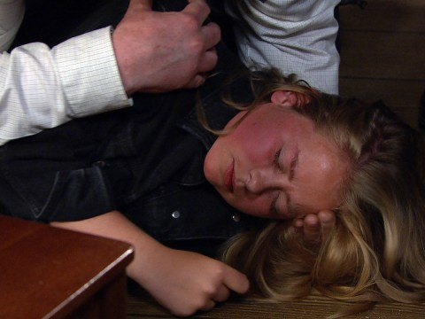 Emmerdale spoilers: Aaron Dingle and Robert Sugden's horror as Liv Flaherty suffers a seizure