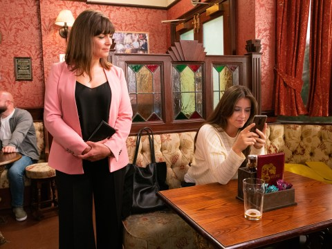 Coronation Street spoilers: Sophie makes an emotional exit to be with Kate