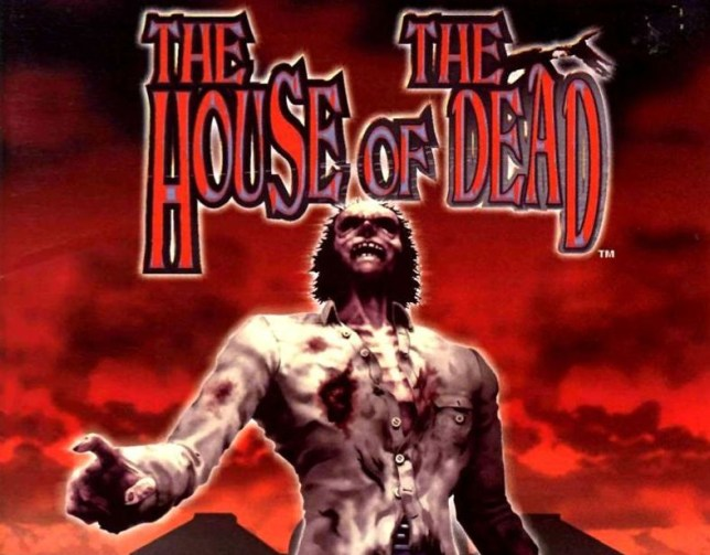 The House Of The Dead is next Sega old school revival