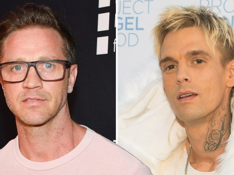Devon Sawa reaches out to 'sick and tired' Aaron Carter after restraining order from brother Nick