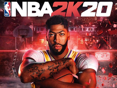 New UK number one is a slam dunk for NBA 2K20 – Games charts 7 September
