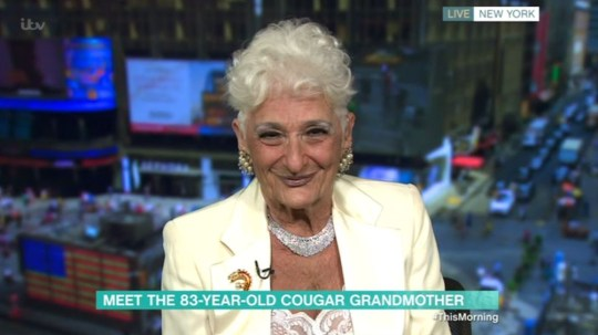 Grandmother on This Morning