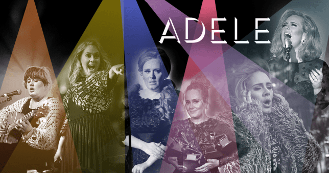 Adele: A look back at her career highlights over the years as singer files for divorce