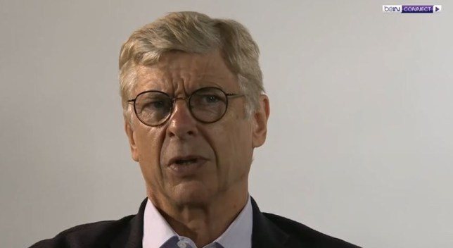Arsene Wenger says Mohamed Salah needs to improve in front of goal for Liverpool