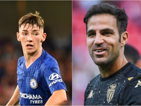 Cesc Fabregas singles out Billy Gilmour after Chelsea's Carabao Cup win against Grimsby Town