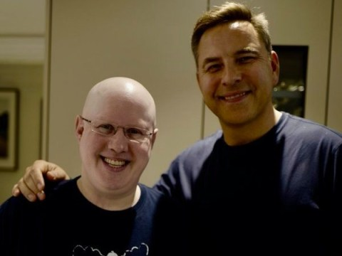 David Walliams reunites with Little Britain co-star Matt Lucas and absolutely no one can cope