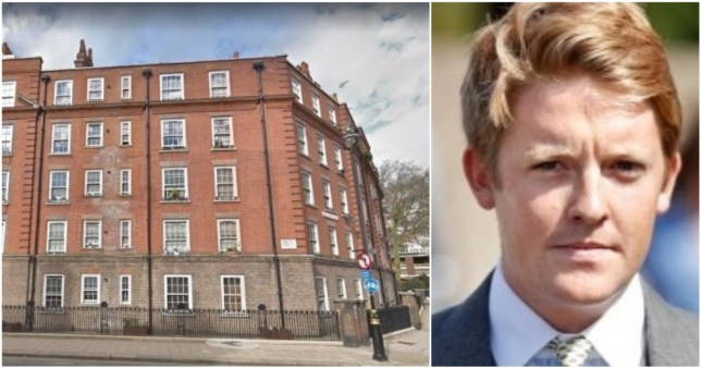 Caption: Billionaire Duke of Westminster LOSES fight to kick dozens of families out of council homes to build luxury flats Provider: Getty/Google Map