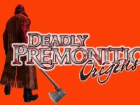 Deadly Premonition Origins key art