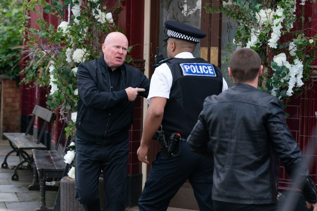 EastEnders spoilers: Phil and Keanu rush to the rescue after