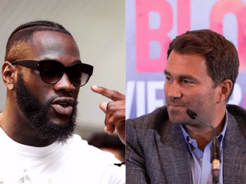 Eddie Hearn dismisses Deontay Wilder's claim he wants to fight Andy Ruiz Jr-Anthony Joshua winner