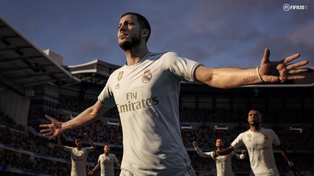 a still from FIFA 20